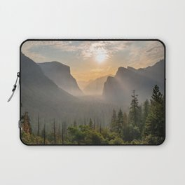 Morning Yosemite Landscape Laptop Sleeve