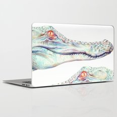 Albino Alligator Laptop & iPad Skin