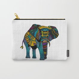 Elephant of Namibia Carry-All Pouch