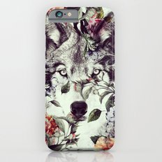 Floral Wolf iPhone 6s Slim Case