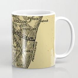 French Palmistry Coffee Mug