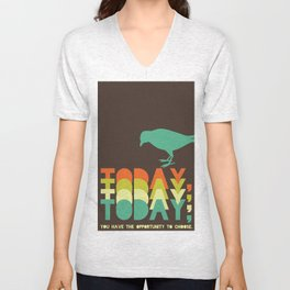 Today you have 5 Unisex V-Neck