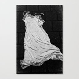 Undress My Soul Canvas Print