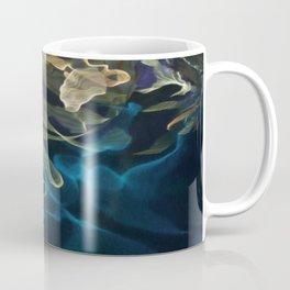 H2O # 49 - Water abstract series Coffee Mug