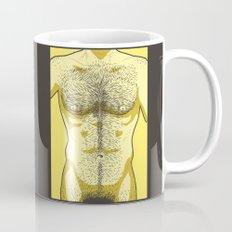 Hairy Torso - Yellow Mug