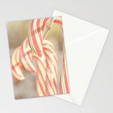 Candy Cane days Stationery Cards