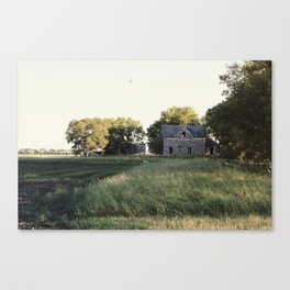 Gone for Good Canvas Print