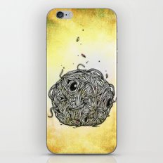Sr Coprofago - Beetle shit iPhone & iPod Skin
