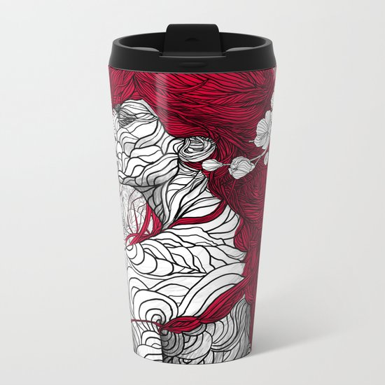 The Sacred Shade Metal Travel Mug