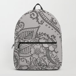 BOHO ORNAMENT 1B Backpack