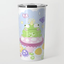 The Majestic Magical Horn Toad Travel Mug