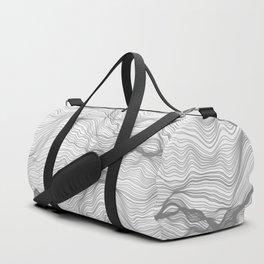Soft Peaks Duffle Bag