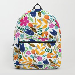 Flower Mayhem Backpack