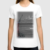 istanbul T-shirts featuring istanbul by Cenk Cansever