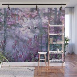 Forest Ghost Wall Mural