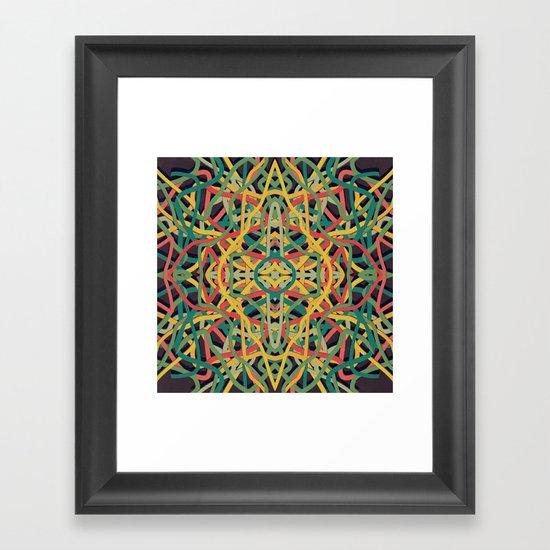 Kiotillier Knox Framed Art Print