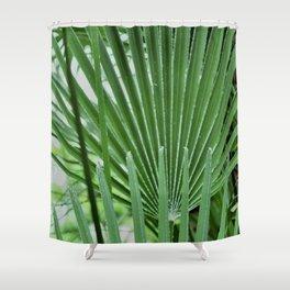 European Palms Shower Curtain