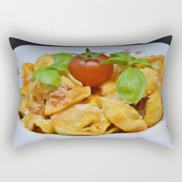 Chef signature dish Rectangular Pillow