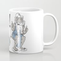 science Mugs featuring SCIENCE! by FoodStamp Davis