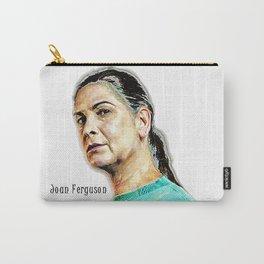 Joan Ferguson Carry-All Pouch