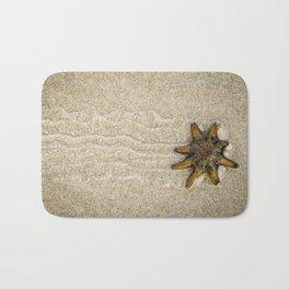 Starfish on the Move Bath Mat