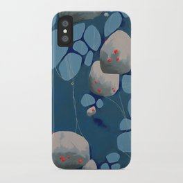 Fall-Falling-Fallen iPhone Case