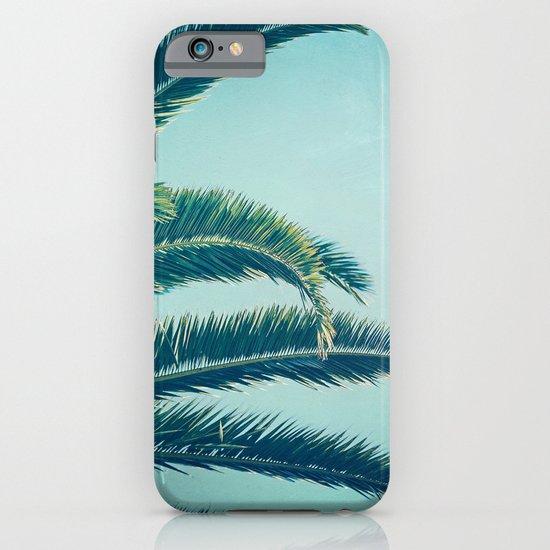 California Palm  iPhone & iPod Case
