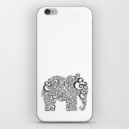 Ampersand Elephant iPhone Skin