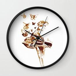 Old dreams die hard Wall Clock