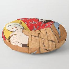 MARGOT AND RICHIE Floor Pillow