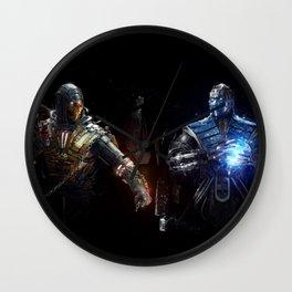 MK VS. Wall Clock