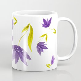 Crocus flowers Coffee Mug