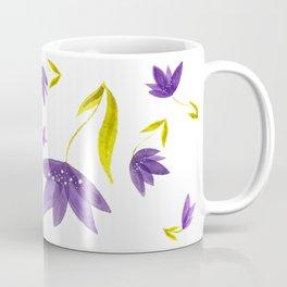 Crocus flowers Coffee Mug