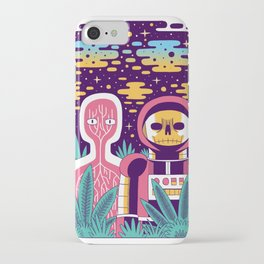 Two Souls iPhone Case
