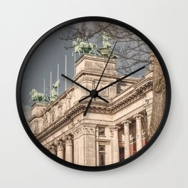 KMSKA Wall Clock
