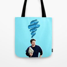 It's a beautiful day to save lives Tote Bag