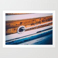 Set Sail III Art Print