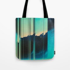 Ripped Apart Tote Bag