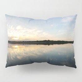 Glass lake Pillow Sham