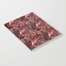 Grafidoodle Pattern I Notebook
