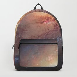 Spiral Galaxy M 106 Backpack