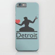 The Spirit of Detroit iPhone 6s Slim Case