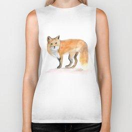 red fox Biker Tank