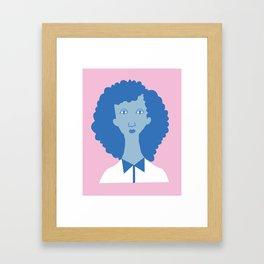 """Cleopatra on Pinterest"" Art Print Framed Art Print"