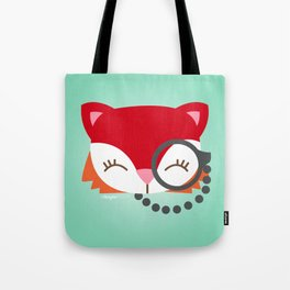 Renard - Collection Dandynimo's - Tote Bag