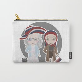 Grey Gardens Carry-All Pouch