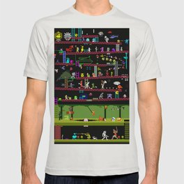 50 Classic Video Games T-shirt