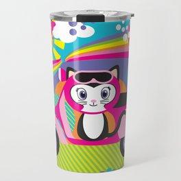 Baby Scoot ( Girls ) Travel Mug
