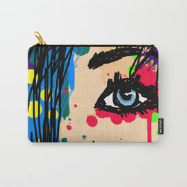 FacePaint Carry-All Pouch