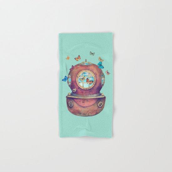 Inner Space Hand & Bath Towel